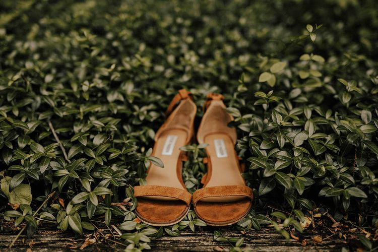 Brown Suede Shoes By Steve Madden For Wedding