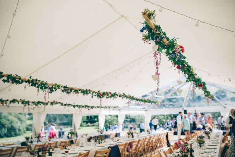 Hatch MarquHatch Marquee Hireee Hire - Flat Linings