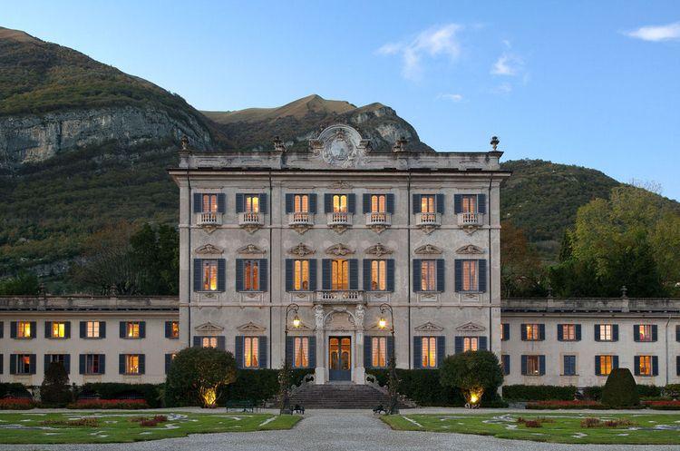 Villa Sola Cabiati, Italy