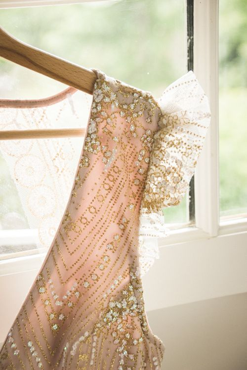 Runway Scout Dress With Embellishment