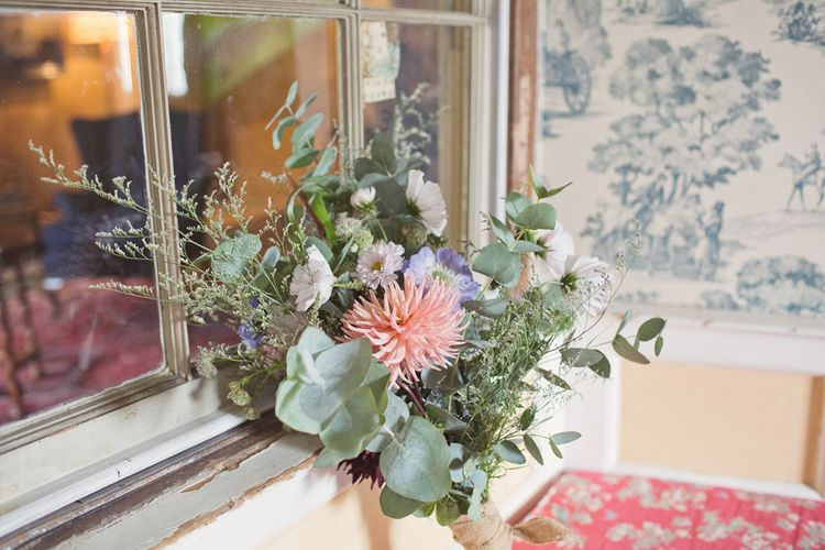 Wild Wedding Flowers | Cotton Candy Photography