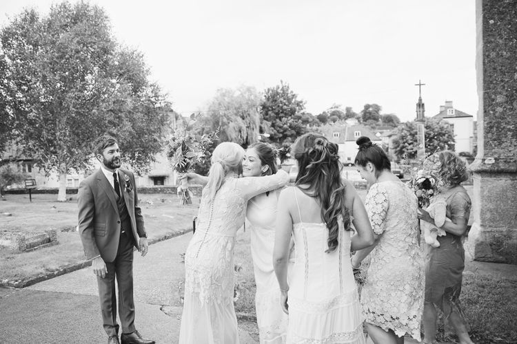 Wedding Guests | Cotton Candy Photography