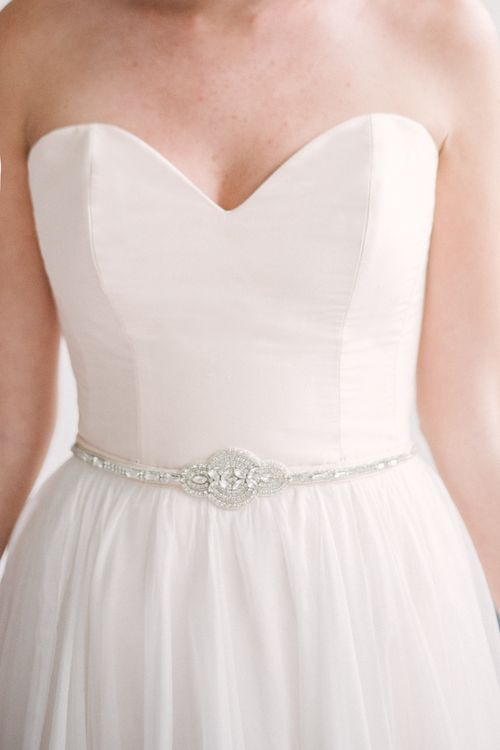 Theia dress Marlene belt | The Celestial Collection By Naomi Neoh