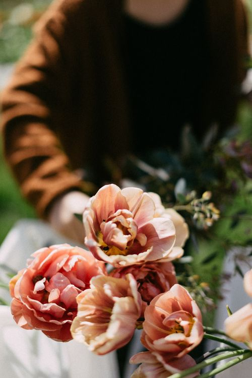 The Garden Gate Flower Company Florists One-To-One Session With Best Day Ever Images by Marcos Sanchez
