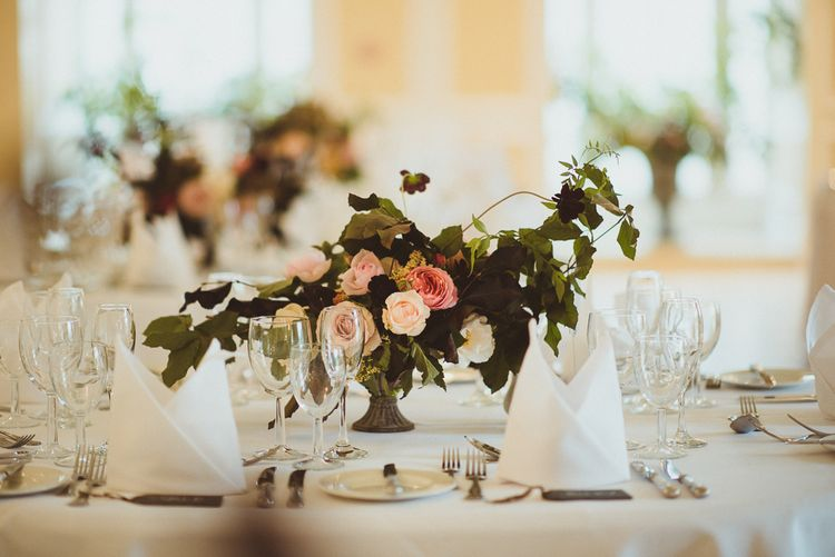 Floral Centrepieces by Laura Hingston Flowers
