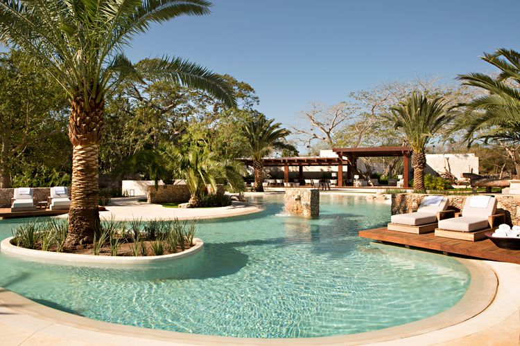Chablé Resort & Spa, Mexico