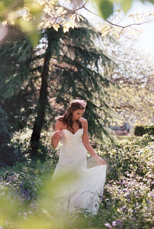 The Organic Bridal Collection From Claire L. Headdon