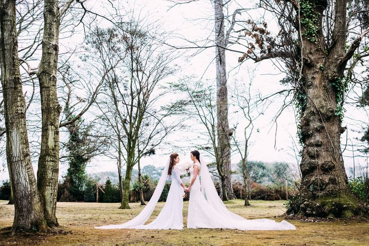 Same Sex Wedding at Tinakilly Country House in Ireland