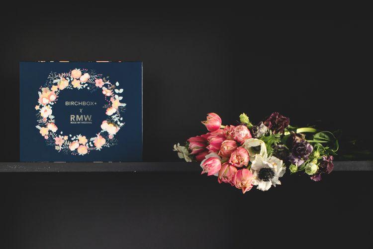 Rock My Wedding x Birchbox