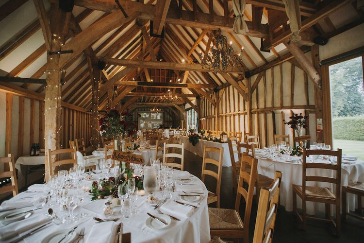 Hobbit & Lord Of The Rings Table Names For Wedding // Image By Nicki Feltham Photography