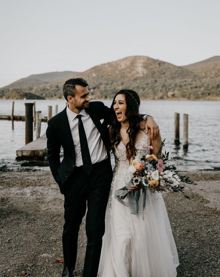 BHLDN Wedding Dress 2
