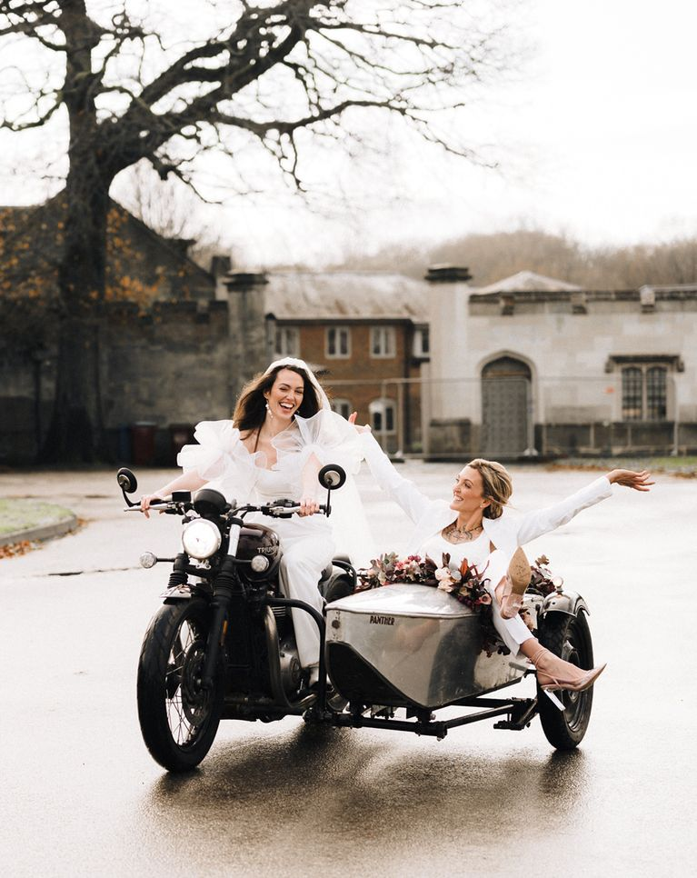 Wedding Sidecar 1