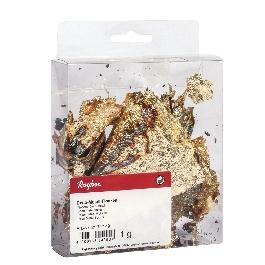 Fémfüst, pelyhek, szivárványszínek, csom. 1 g