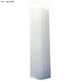 Gyertyaöntő forma 65x45 mm, 22,5 cm, tűvel és kanóccal