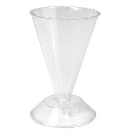 Gyertyaöntő forma kúp, 90x60 mm