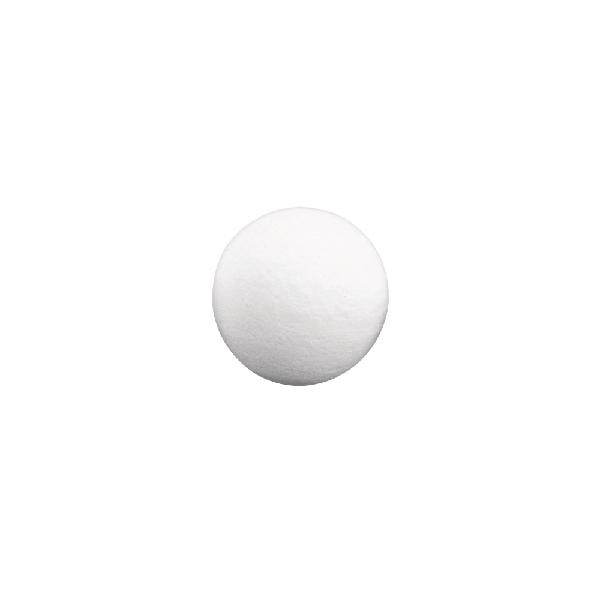 Vattagolyó, fehér, 40 mm átm.,csom. 8 db