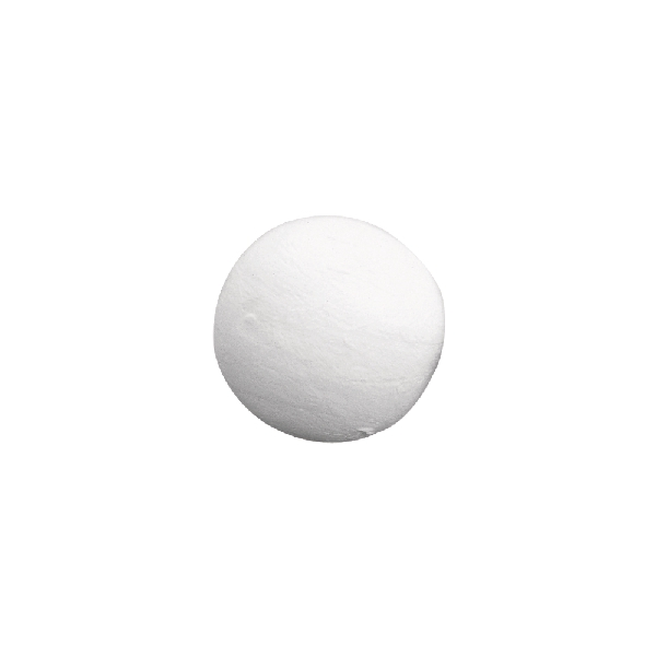 Vattagolyó, fehér, 60 mm átm.