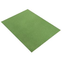 Dekorgumi lap, 2 mm, s.zöld, 20x30 cm