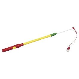 Lámpásvivő bot 50 cm, 75 cm-re kihúzható