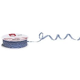 Kockás szalag, söt.kék, 5 mm, 100 m/tek.