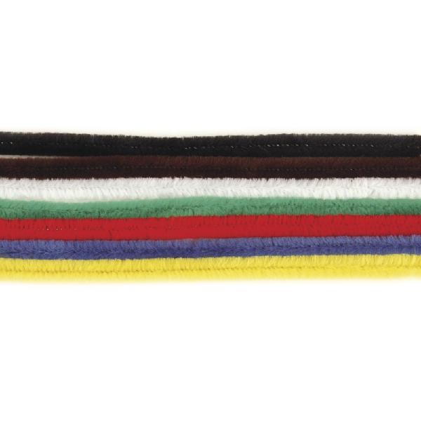 Zseníliadrót, 50 cm, vegyes, csom. 10 db, 9 mm vastag