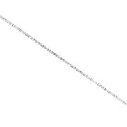 Lurexszalag, ezüst, 3 mm, 50 m/tek.