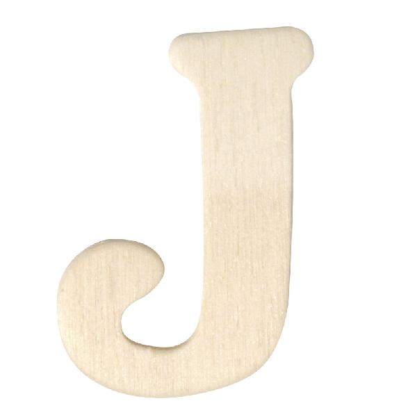 Fabetűk, 4 cm, J