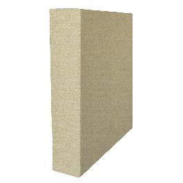 Keretre feszített vászon, pamut,10x10x1,7 cm, 330 g/m2, alapozva