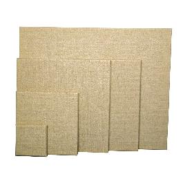 Keretre feszített vászon, pamut,40x50x1,7 cm, 330 g/m2, alapozva