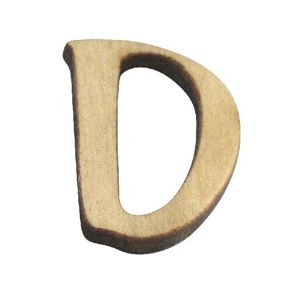 Fabetű, D, 2 cm