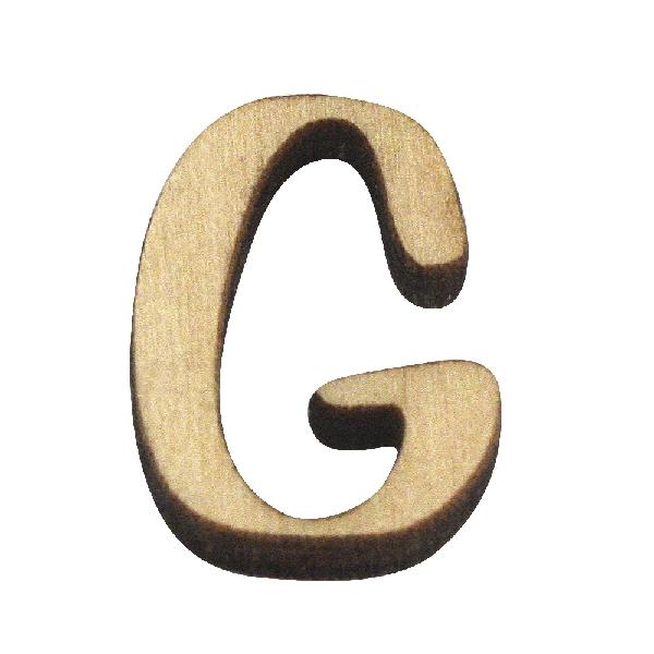 Fabetű, G, 2 cm