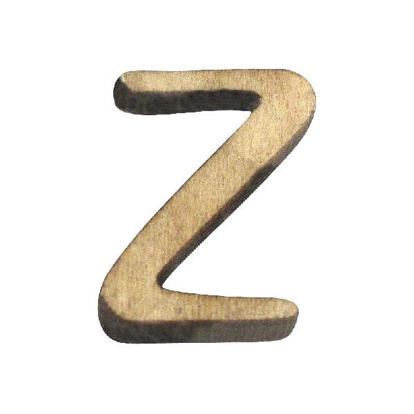 Fabetű, Z, 2 cm