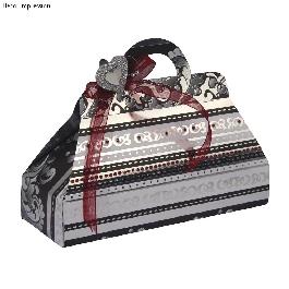 Sablon, koffer,17,5x21,3 cm,1 db