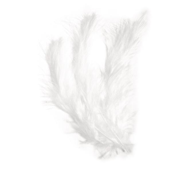 Pihetoll, fehér, 10-15 cm, csom. 15 db