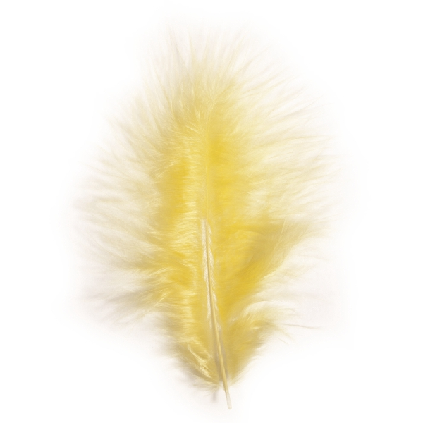 Pihetoll, sárga, 10-15 cm, csom. 15 db