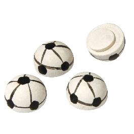 Famatrica focilabdák, átm. 1,5 cm, 12 db