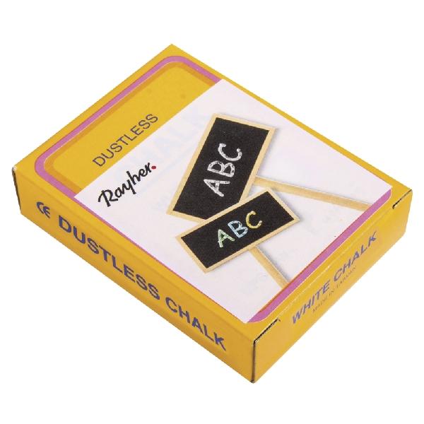 Táblakréta, fehér, 80x9,5 mm, 12 db/dob.