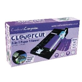 Clevercut vágógép 5 az egyben, 30,5x30,5 cm, A4
