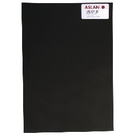 Táblafólia, öntapadó, fekete, 20x30 cm