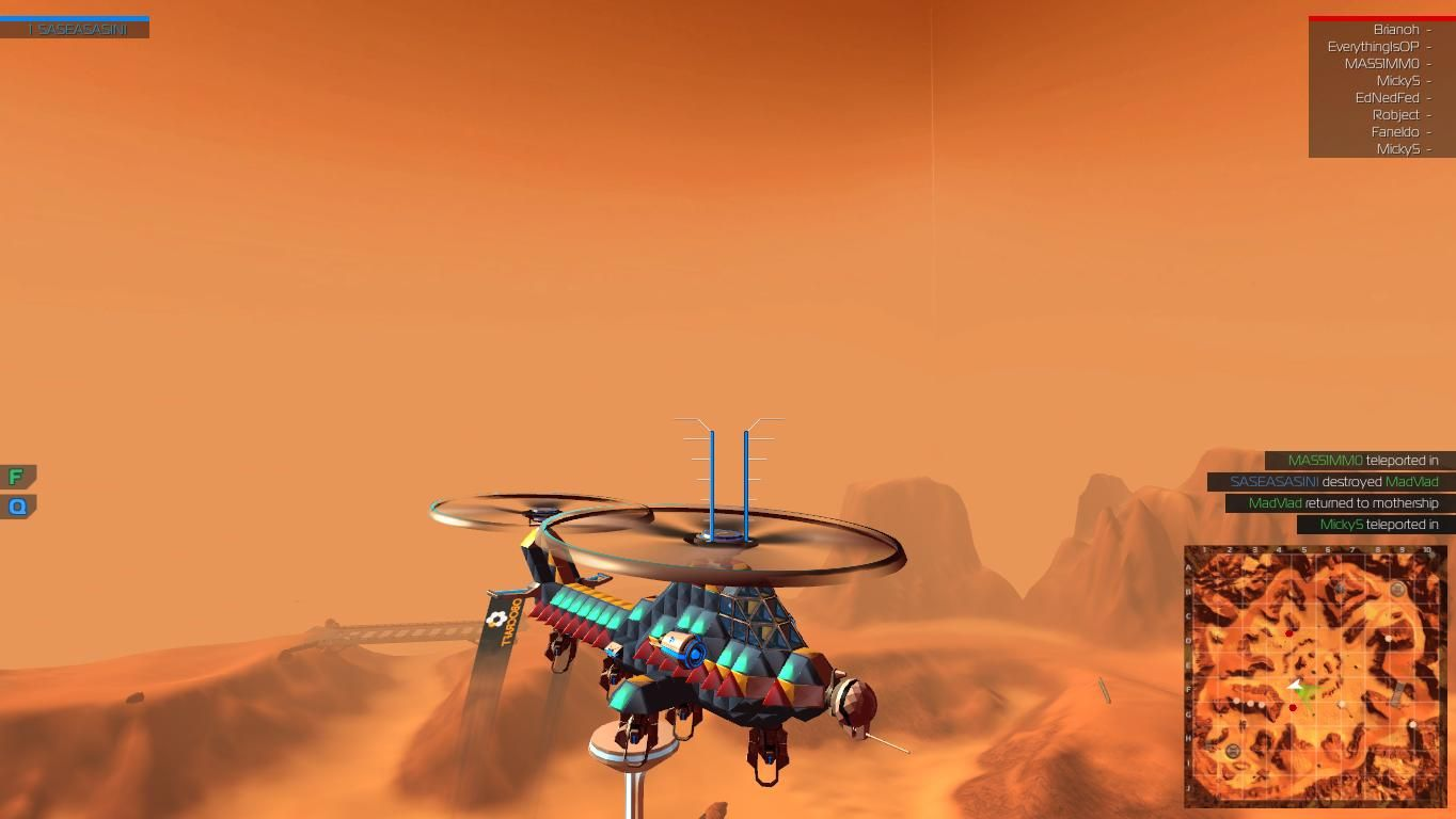 how to build a helicopter in robocraft