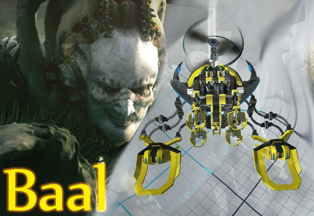 Baal Lord Of Destruction