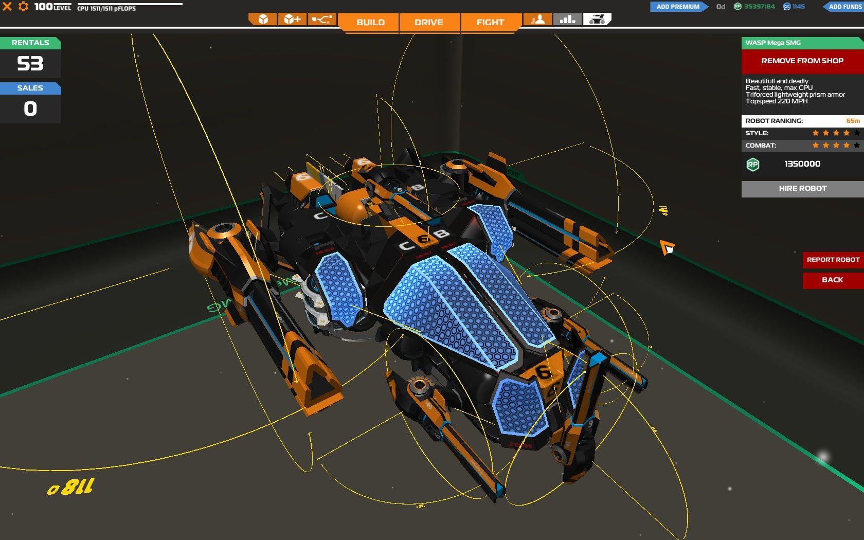 ROBOCRAFT | Topic: (Clearances Of Weapons and Movement ...