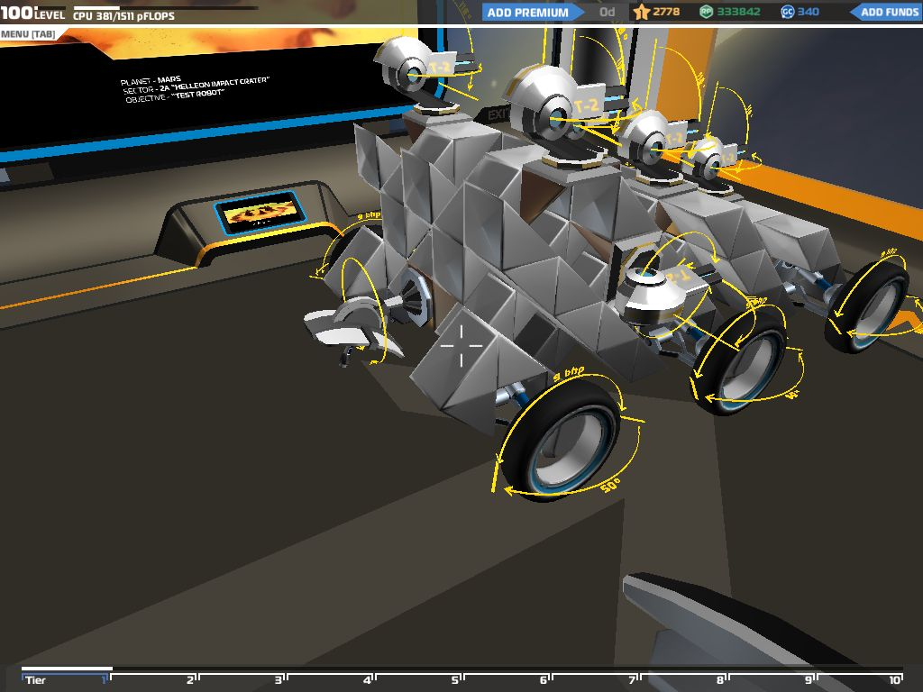 Detour robocraft garage for Garage detours aubiere