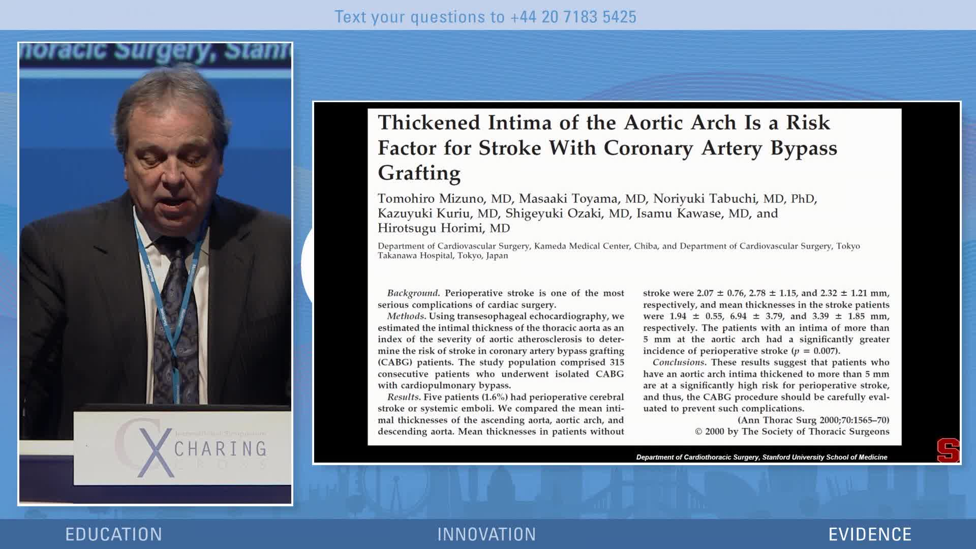 Risks from branched endograft use
