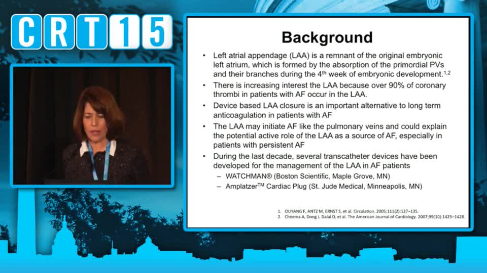 The Anatomy of the LAA: What You Need to Know - Elena Ladich, MD