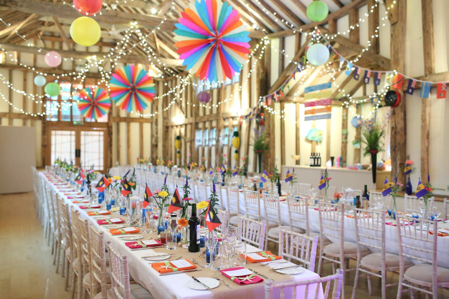Caribbean Theme Party Ideas On Pinterest: 21st Birthday Party With A Caribbean Theme, Suffolk