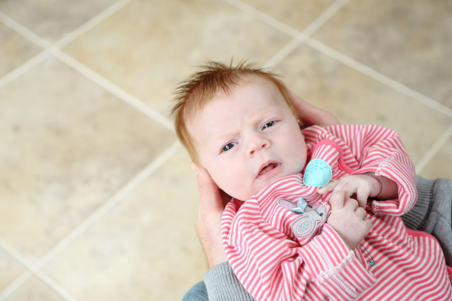 natural light baby photography in suffolk