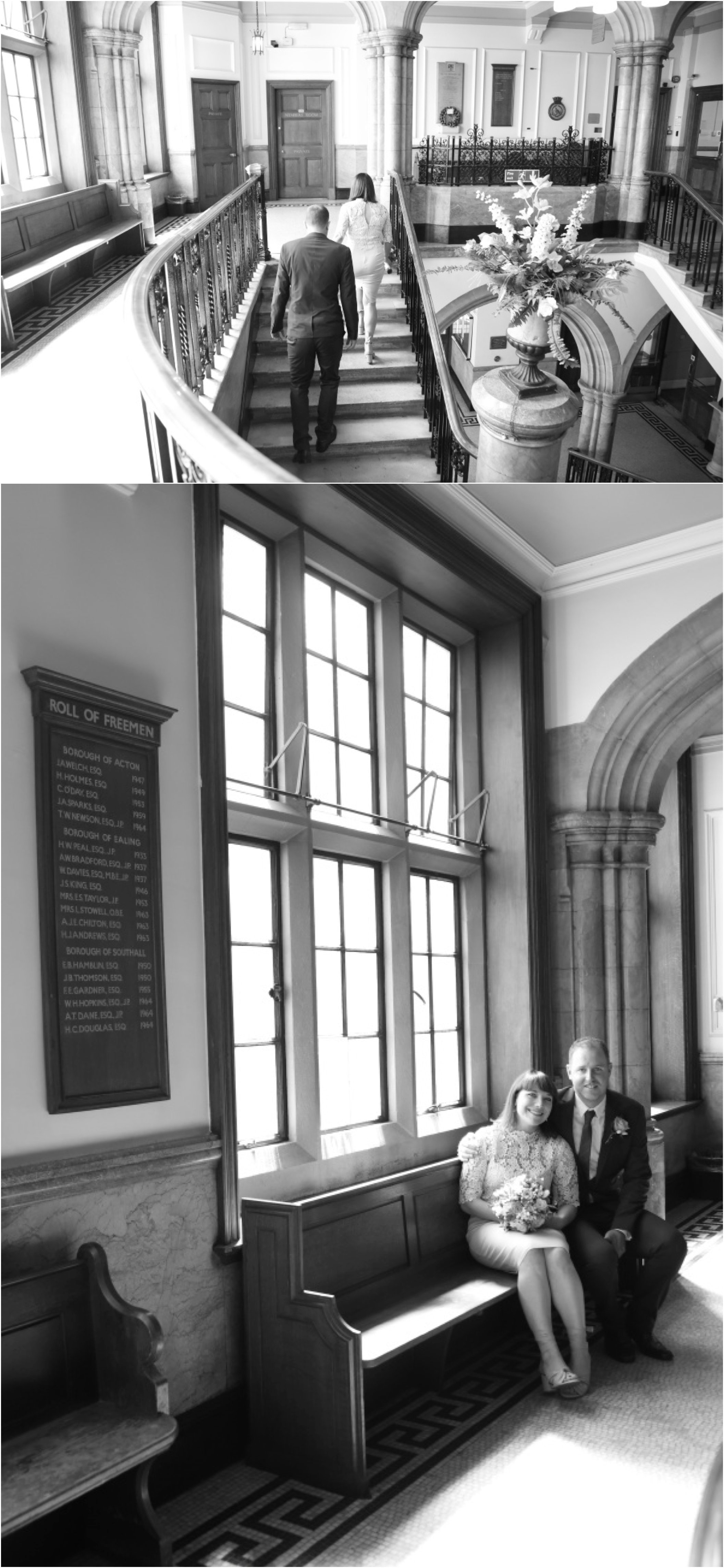 reportage natural london elopement photography