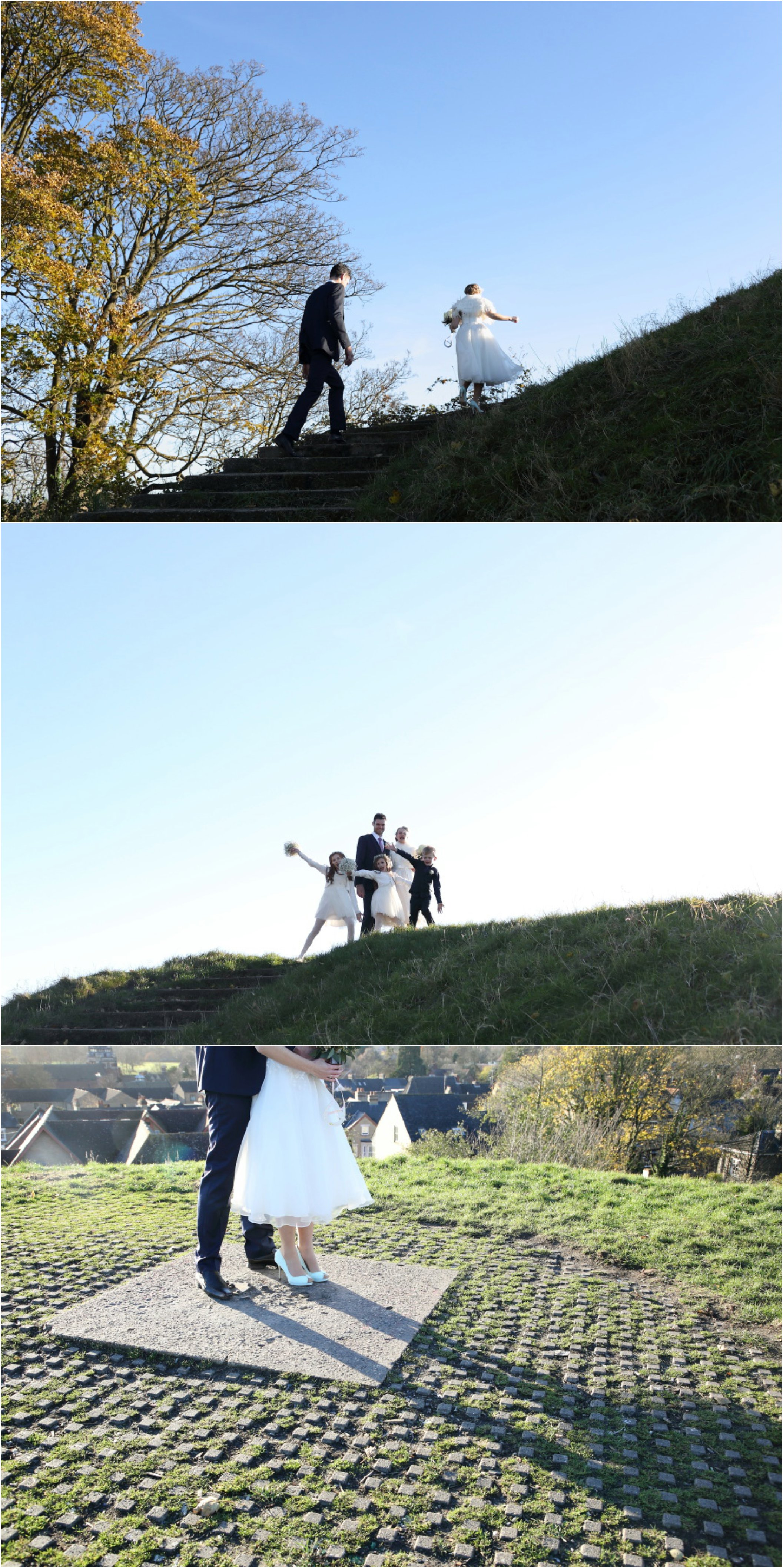 realxed and fun reportage wedding photography in Cambridge