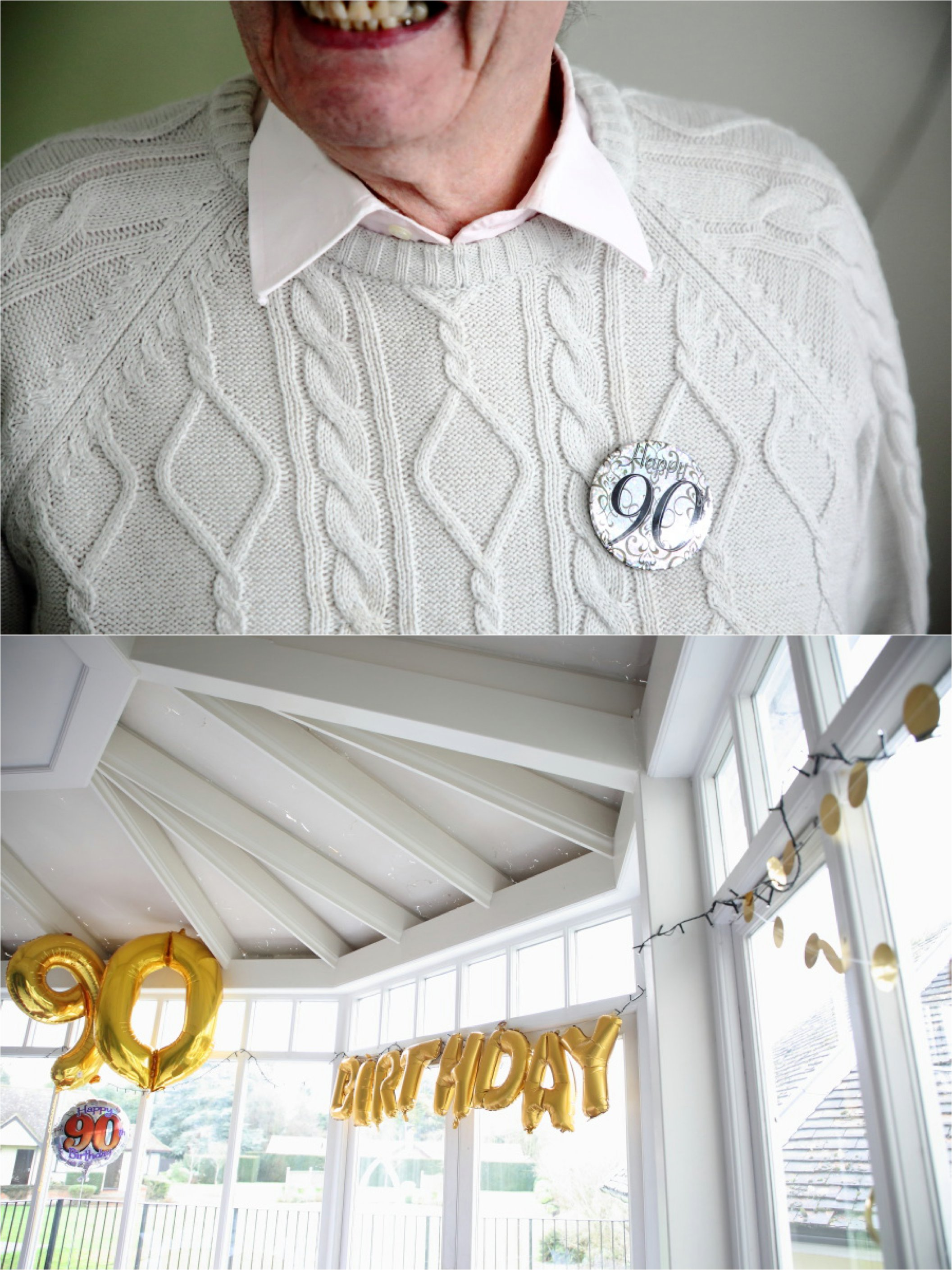 90th birthday party photography at hotel in bury st edmunds